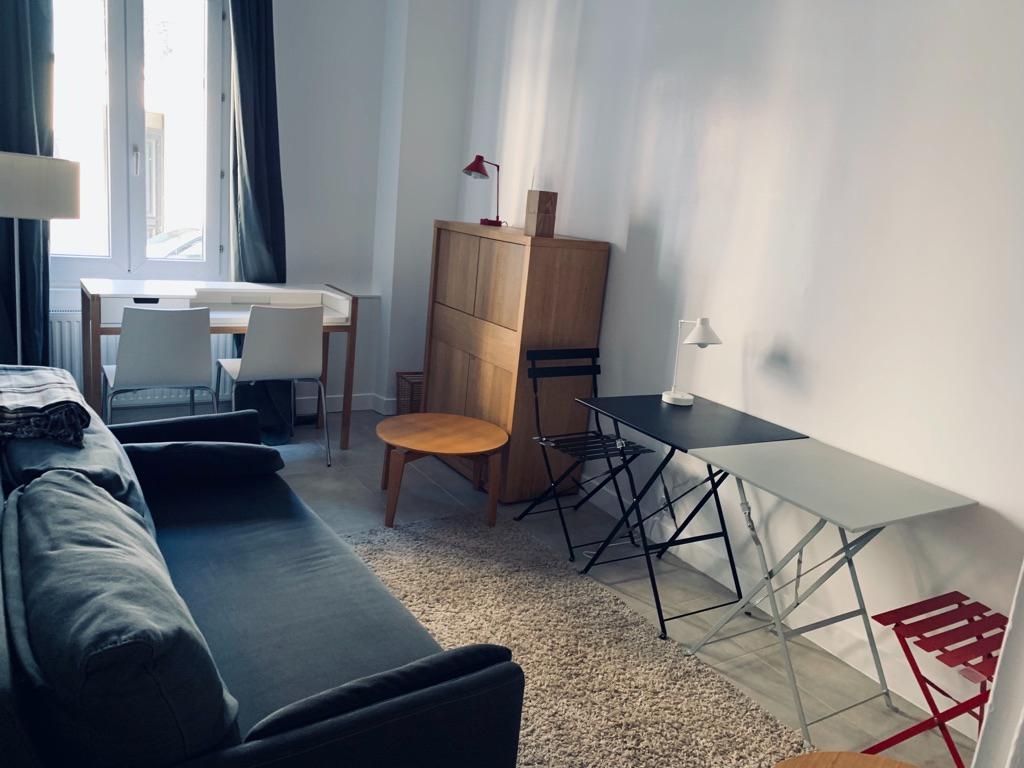Appartement  2 pièce(s) meublé