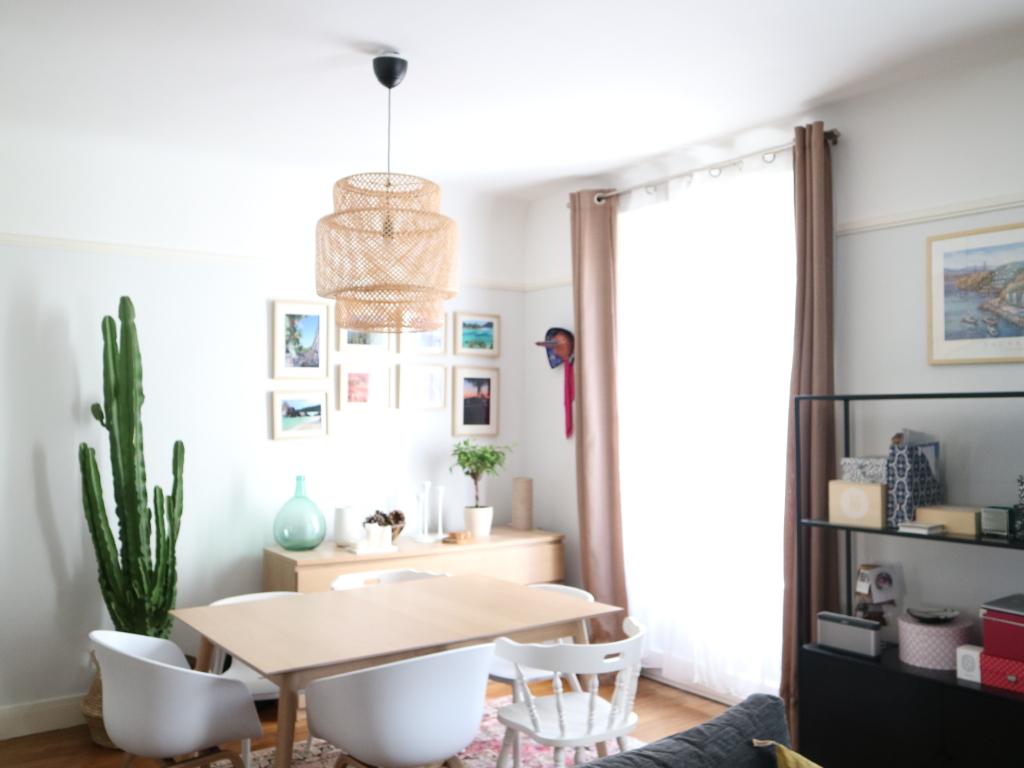 Appartement Levallois Perret 3 pièces 48 m2