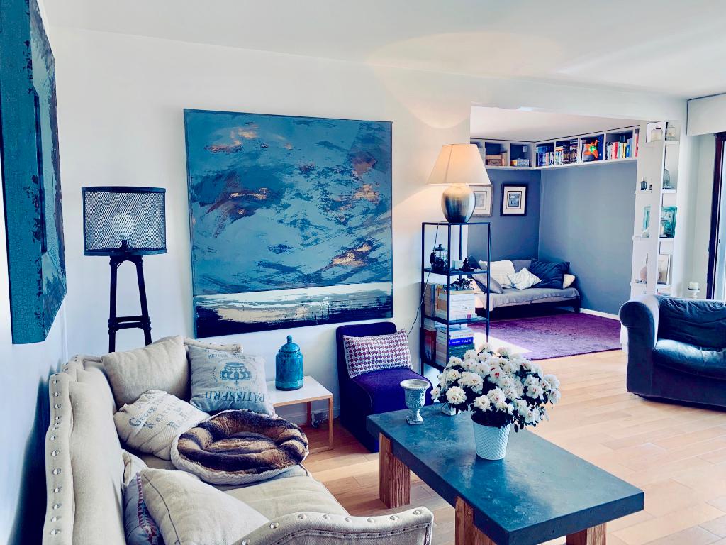 Appartement  5 pièce(s) 106 m2 à Versailles